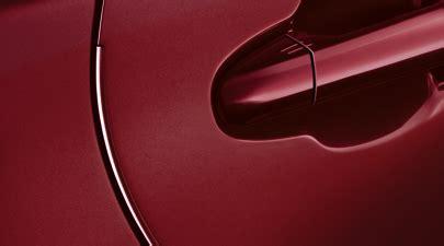 parts com 174 toyota accessories door edge guard 4 pieces 01h1 partnumber pt9364814011