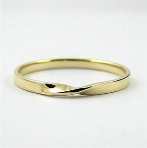 gold mobius ring infinity ring hallmarked solid gold With infinity wedding ring gold