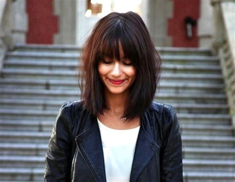 17 Hairstyles With Bangs + The Best Bangs For