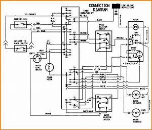 Kenmore Washing Machine Wiring Diagram