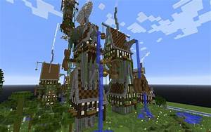 Minecraft: The Beauty of Building Without A Plan — The