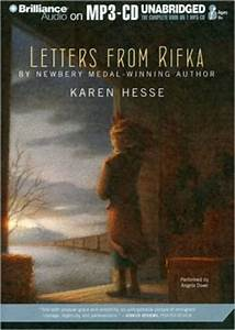 letters from rifka by karen hesse 9781441818133 With letters from rifka audiobook