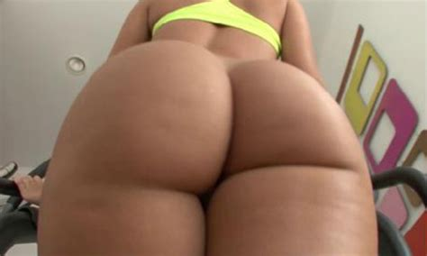 Jada Stevens On A Treadmill Booty Of The Day Big Booty