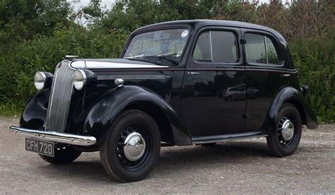 1939 Vauxhall 10