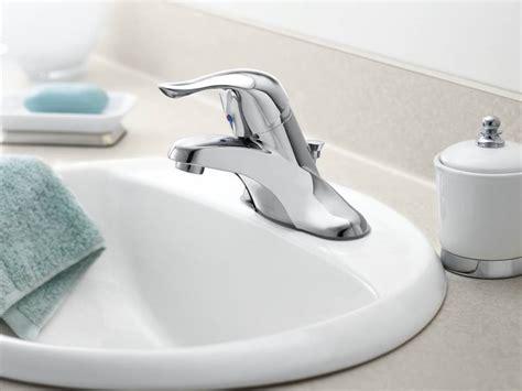 moen  chateau single handle centerset lavatory faucet