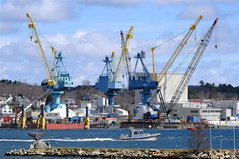 nh firm awarded  portsmouth naval shipyard contract