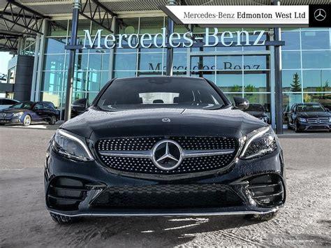 C 300 4matic 4dr sedan awd. New 2020 Mercedes Benz C-Class C 300 4MATIC Sedan Sedan in Edmonton, Alberta