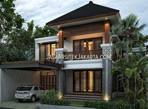 desain rumah luas 450 m2 milik bu devi batam jasa