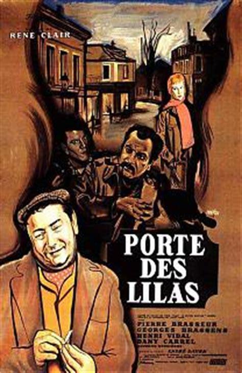 cinema porte des lilas porte des lilas 1957 comedie dramatique drame