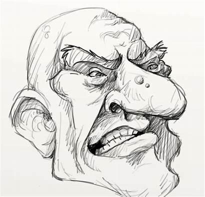Cartoon Drawing Drawings Realistic Deviantart Draft2 Draw