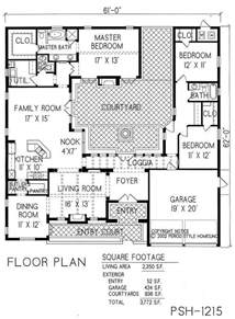 home plans with courtyard we could spend an evening designing and drawing our retirement home with all kinds of pictures