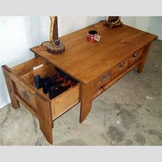 Hidden Compartment Coffee Table Ideas  Roy Home Design