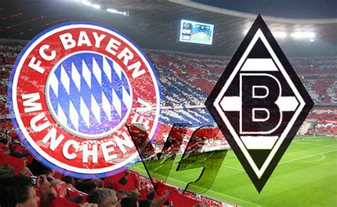Bayern Munich vs Borussia M.Gladbach Full Match And ...