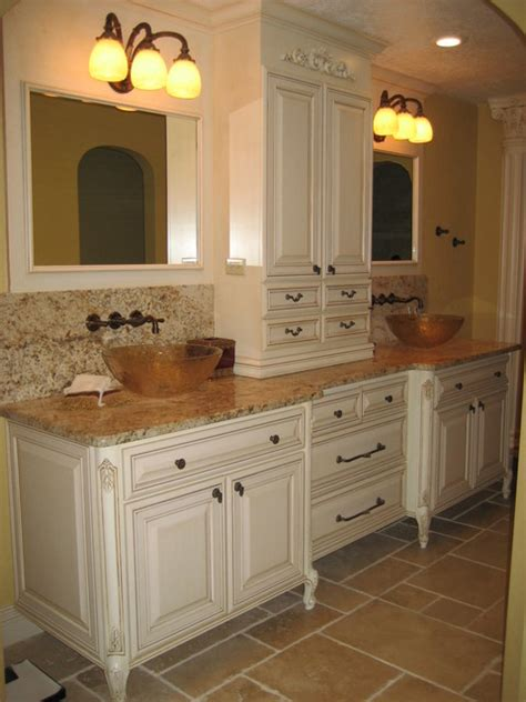 bathrooms traditional bathroom orlando  cabinet