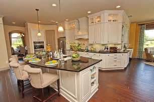 open house plans with large kitchens another view of the pretty model home kitchen kitchen