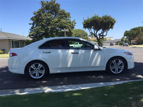 Acura Orange County by Sold 2010 Pwp Acura Tsx V6 Orange County California