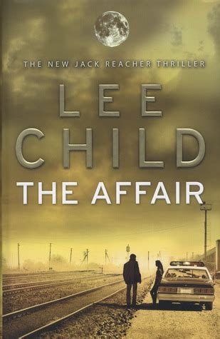 affair jack reacher   lee child reviews