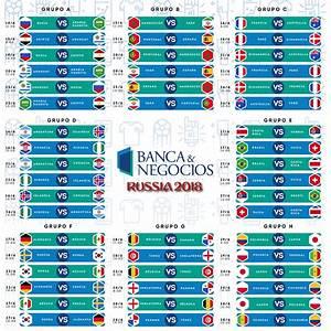 calendario rusia 2018 – Banca y Negocios