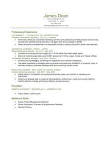 resume written in chronological order resume format guide chronological functional combo
