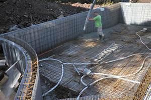 prix piscine en beton mon devisfr With faire une piscine en beton