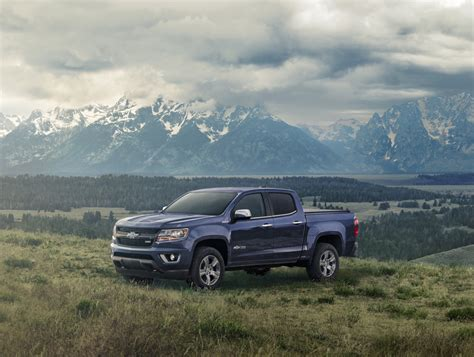 2018 Chevrolet Colorado Centennial Edition Revealed Gm