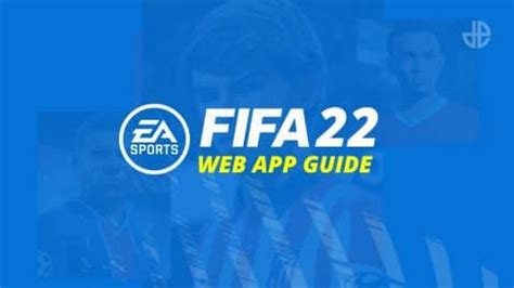Jul 14, 2021 · how to use the fifa 22 web app. When is the FIFA 22 Web App coming out? FUT Companion App ...