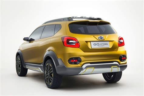 Datsun Car : Datsun Cars At Auto Expo 2016