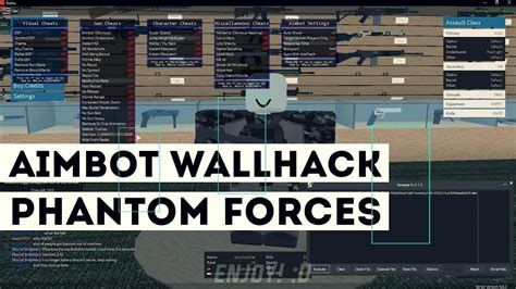 roblox phantom forces hack cheat undetected aimbot