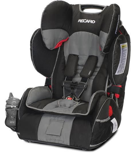 recaro performance sport combination harness  booster car seat knight