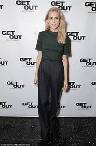 Allison Williams shows off blonde do at Get Out screening ...