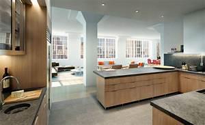 Modern Open Kitchen Designs - Decosee com