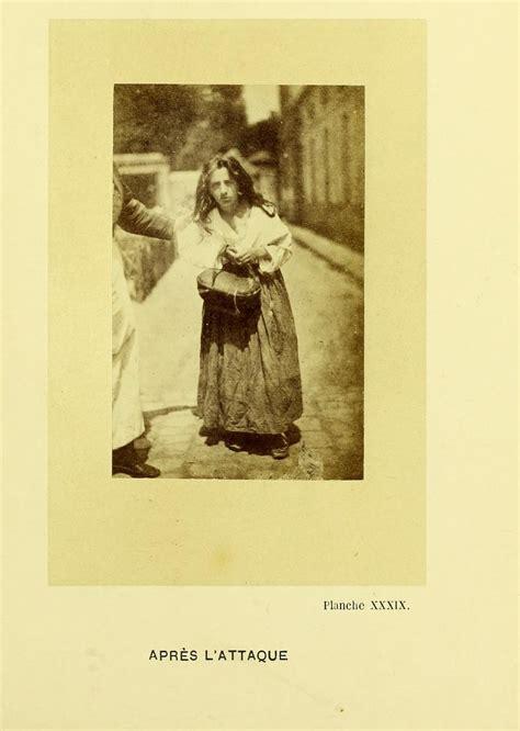 iconographie photographique de la salpetriere