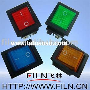 Kcd1-201n-4 On Off Lighted Rocker Switch For Sale