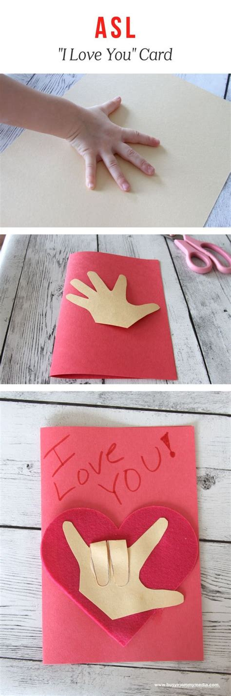 fun  easy valentines day kids crafts simple pink