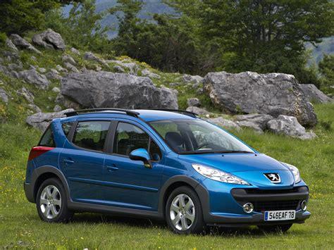 Peugeot 207 Sw by Peugeot 207 Sw 2007 2008 2009 2010 2011 2012