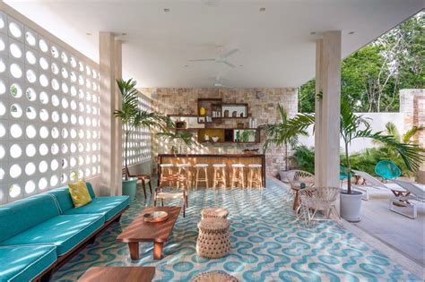 modern hotels  mexico    visit dwell