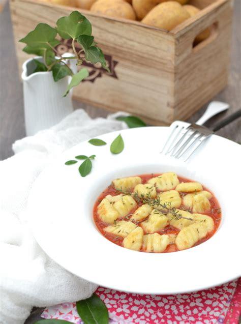 comment cuisiner des gnocchis gnocchis de pomme de terre 1 2 3 veggie