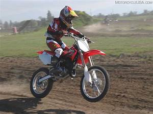 2007 Honda Cr 85 R  Pics  Specs And Information