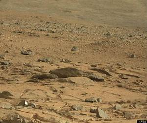 Mars Rat? Blogger Spots 'Creature' In NASA Curiosity Rover ...