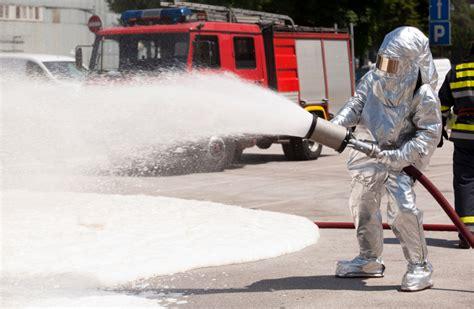 Use Of Fire-fighting Foam Grows Despite