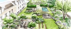 Dessiner Son Jardin : le jardin en mode international blog ma maison mon jardin ~ Melissatoandfro.com Idées de Décoration