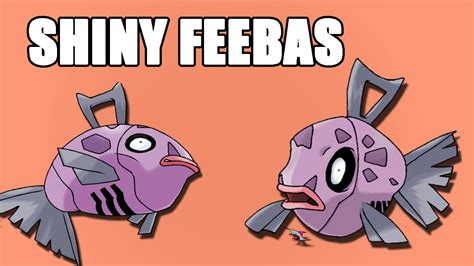 Shiny Feebas Hatched After 45 Eggs!