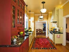 apartment galley kitchen ideas best colors to paint a kitchen pictures ideas from hgtv