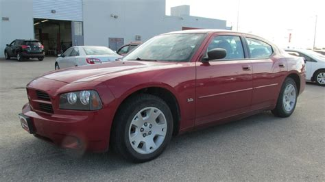 2006 Dodge Charger 3.5l Start Up, Walkaround And Vehicle