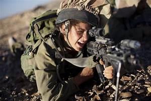 Female Soldiers Of Israel Defense Forces U0026 39 S Karakal Combat Unit
