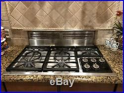 wolfe  gas cooktop  pop  exhaust vent cooktops appliances