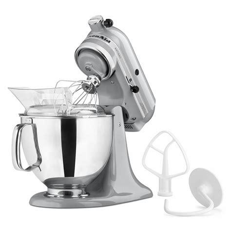 kitchen aid artisan accessories kitchenaid ksm150psmc 10 speed stand mixer w 5 qt 4968