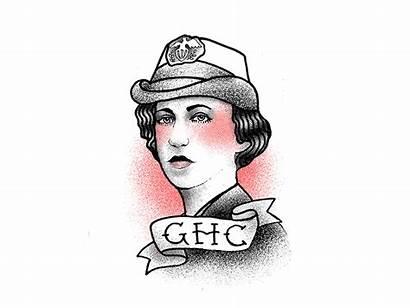 Grace Hopper Giphy Conference Tips Dribbble Celebration