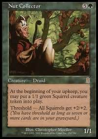 squirrel deck mtg 2015 krosan beast ody mtg card