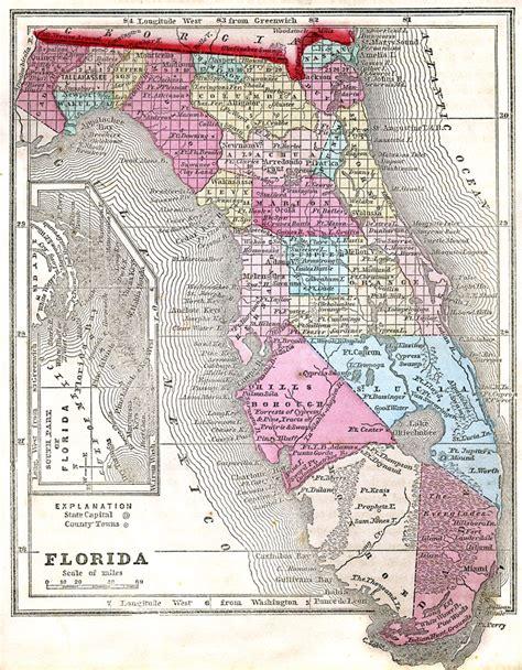 Florida, 1857